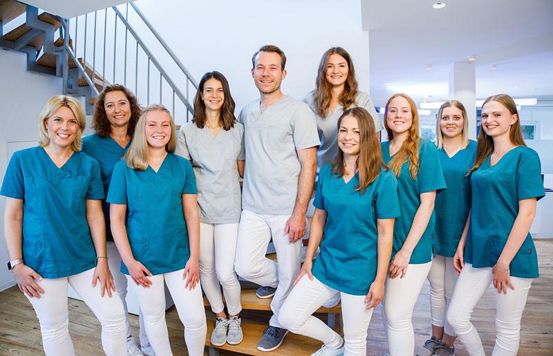 Zahnarzt Odenthal | Zahnmedizin an der Dhünn | Unser Praxis-Team