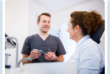 Zahnarzt Odenthal :: Informationen zur ZAHNSANIERUNG (Komplettsanierung)