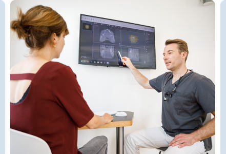 Informationen zum Knochenaufbau in der Praxis der Zahnmedizin an der Dhünn, Odenthal