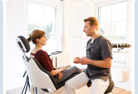 Informationen zur Wurzelspitzenresektionen in der Praxis der Zahnmedizin an der Dhünn, Odenthal